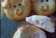 2014 - Three Little Pigs Party / by Annamaria Cysneiros