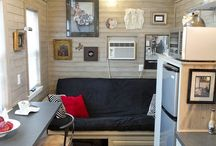 Tiny houses  / by Niki Myers-Rogerson