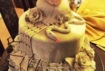 Cake-spiration !!!  / Cake ideas / by Debbe Levatino Vitale