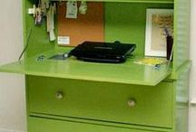 Reuse Center Repurposes / Great DIY ideas and Tutorials with materials you can find in your local reuse center. Good for your wallet, your style and the environment. Win-win-win! / by PlanetReuse Marketplace