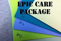 Carepackage Ideas / by Michelle Jackson