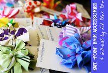 childrens handmade accessories / by Nancee Smith