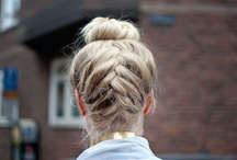 Hair stylin. / Gorgeous styles to try. / by Mackenzee Donham