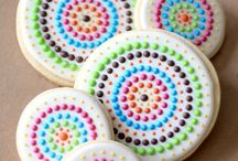 Hand Decorated Cookies / by Amber DiCostanzo