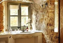 Country Bathrooms / by Bethan Morris