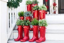 holiday decoration / by Gina Pezza