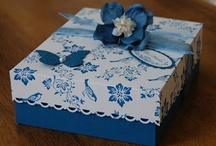 Boxes / by Barbara's CreativeTouch