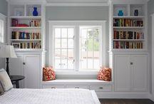 Bedrooms / by Barb Ellis-Danford