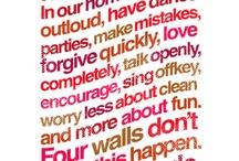 Words Thoughts Feelings / by Kathy Wiltsey-Williamson