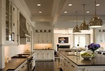 Kitchen Daydreams / Dreaming is free, so Phoenix Cooks is dreaming about dreamy kitchens! / by Phoenix Cooks