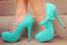 Shoes / by Brittany Scott