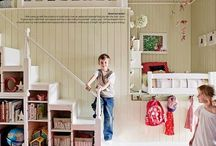 kids room / by Stephanie Lowndes
