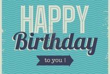 Happy Birthday  / by Dunnifisch