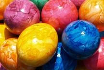 All things Easter/Spring / by Kari Kresky