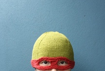 Hobbies: knit and crochet patterns / by Rebecca Farnsworth