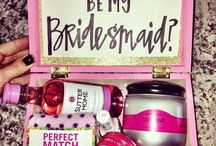 Wedding Bridesmaids / by Erin Tamucci