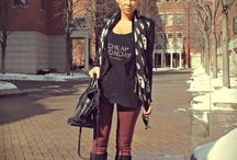 Fashion / by Kori-Lynn Farris
