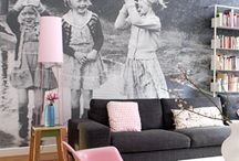 gorgeous walls and spaces / by Karen Kelly Studios