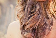 wedding hair / by Emma Jencson