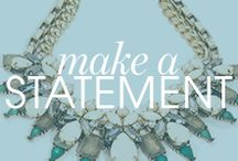 Make a Statement / by BaubleBar