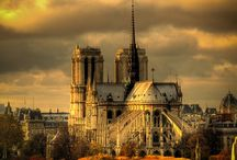 Paris~~France / by Yvonne Fitzell