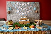 Birthday party ideas / by Lisa Love