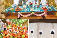 Party Ideas / by Serina Santos