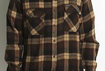 Flannels at SW / by Skate Warehouse