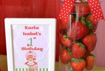 Strawberry Shortcake Party / by Deanna Shaw