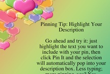 Pinterest Tips & Tricks / by Ana Milosavljevic