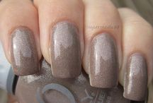 Orly Nail Polish Swatches / by The BeautyClutch