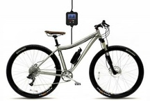 Prodeco Titanio Electric Bike / The new Titanio titanium frame electric mountain bike from Prodeco / by Electric Bike Report