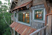 Rustic houses / by Janice Organ