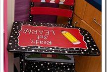 Future classroom Ideas!  / by Madison Wagnon