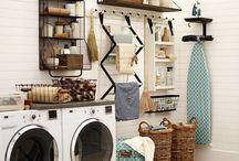 Laundry Room / by Erika Duszny