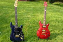 My Guitar Gear / by David Martin