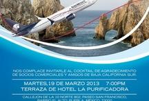 Baja California Sur and Aeromexico invite you... / by Visit Baja California Sur