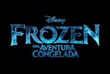 Frozen: Una Aventura Congelada / La intrépida optimista Anna emprende un viaje épico –junto con el alpinista extremo Kristoff y su leal reno Sven- para hallar a su hermana Elsa, cuyos fríos poderes han atrapado al reino Arendelle en un invierno eterno. Anna y Kristoff se toparán con condiciones extremas, místicos trols, un divertido muñeco de nieve llamado Olaf, y deberán luchar contra los elementos en su carrera por salvar el reino. / by PROYECTOR XD