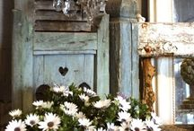 shutters / by Nancy Lambert