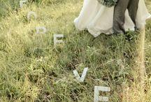 Britt & Peyton / Wedding of June 2014 / by Brittany Nicholas