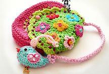 Crafty creations - crochet, knitting / by Anula