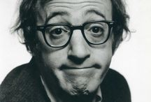 Woody Allen / by Lucia Peña Soto