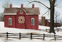 Art - Folk Art / by Mary Roberts