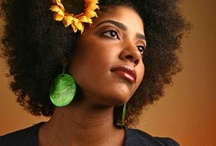 Kinks, Coils, Curls, & Fros! / Just be yourself...be natural. / by Teneele Bailey