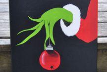 Christmas De c or / by Megan LaBille