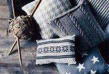 Cushions / by Chantal