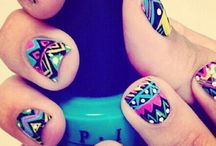 nail ideas / by Candice Morris