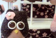 Owls <3 / by Jennifer Perez ~ Petit Delights