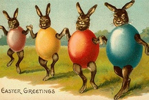 Vintage Easter Cards / by Darla Wallace