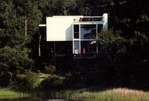Architectural Frank Harmon / by North Carolina Modernist Houses